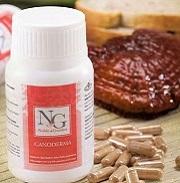 Συμπληρώματα διατροφής: ταμπλέτες με γανόδερμα (ganoderma lucidum) της gano excel