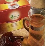 κόκκινο τσάι rooibos με γανόδερμα (ganoderma lucidum) της gano excel