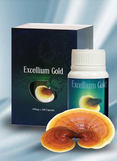 Φωτογραφία των ταμπλετών Excellium Gold