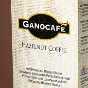 καφές με γεύση φουντούκι και εκχύλισμα ganoderma lucidum (γανόδερμα)