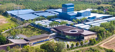 Το εργοστάσιο καλλιέργειας και παραγωγής Γανοδέρματος της Gano Excel International
