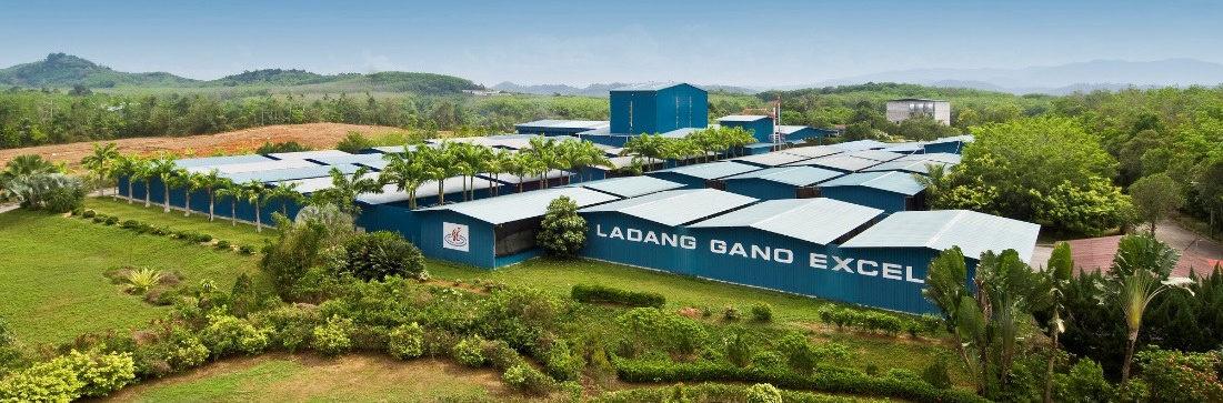 Εγκαταστάσεις καλλιέργειας και παραγωγής Γανοδέρματος της Gano Excel International