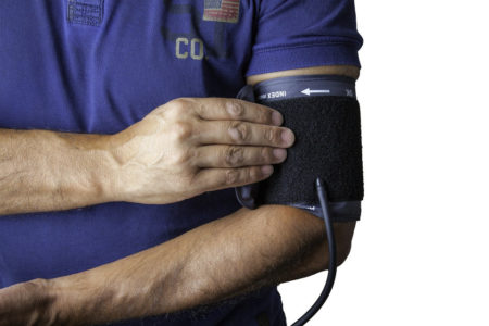 Μέτρηση αρτηριακής πίεσης