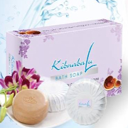 Kibnabalu Soap: σαπούνι με εκχύλισμα ganoderma lucidum (γανόδερμα) και γάλα κατσίκας